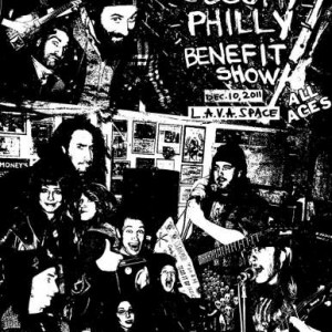 V/A – Occupy Philly Benefit Show Tape