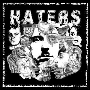 Haters – S/T 12″