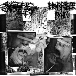 Horrible Pain / Sulfuric Cautery 12″